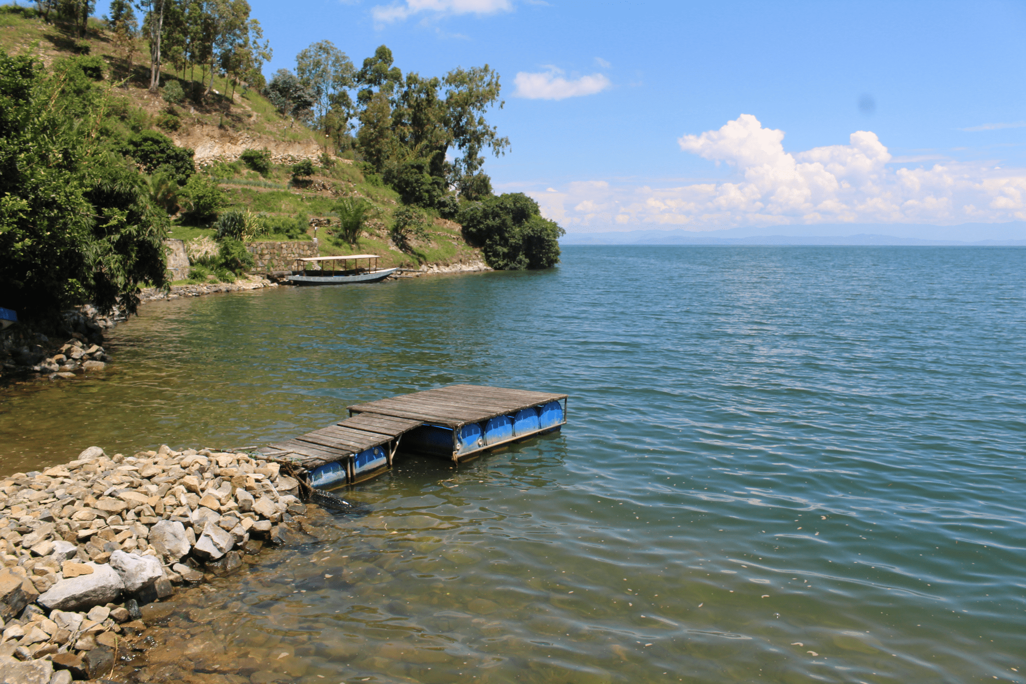 Tourism Development of Kivu Belt
