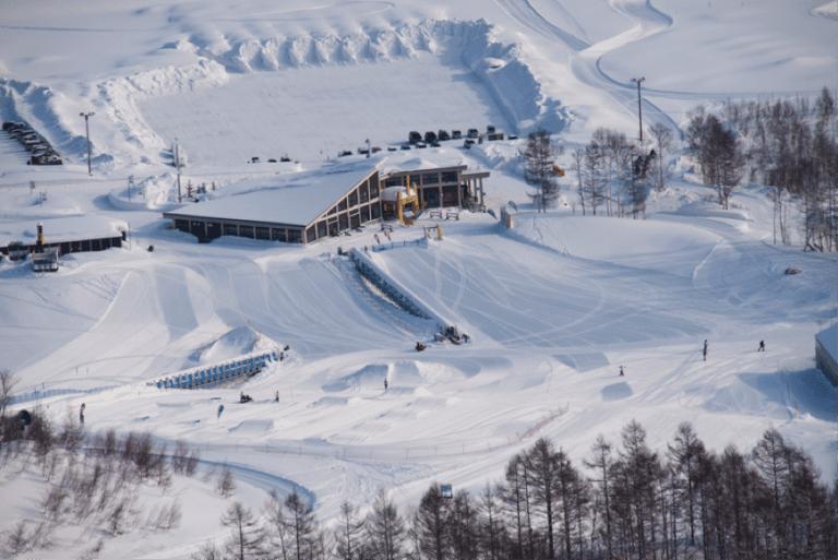 フィージビリティ・スタディ及び運営会社評価, 北海道ニセコにおけるラグジュアリースキーリゾート