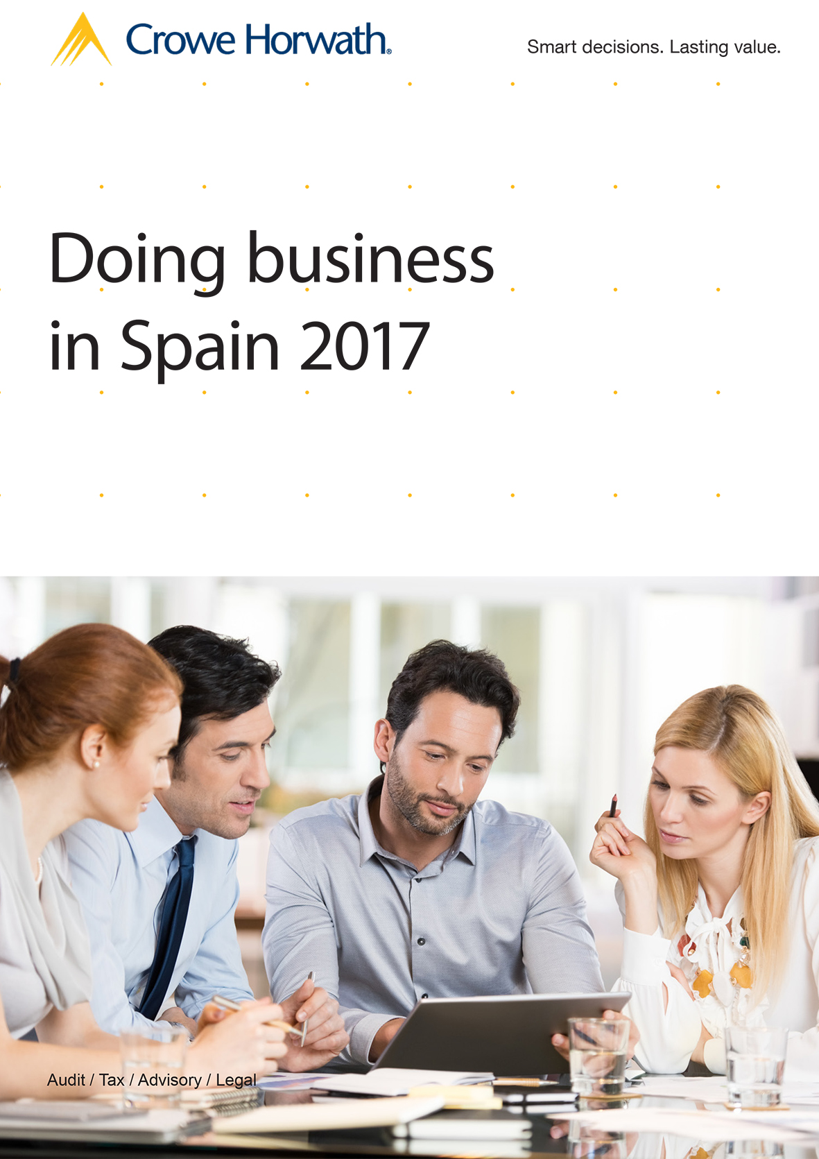 Doing Business in Spain 2017