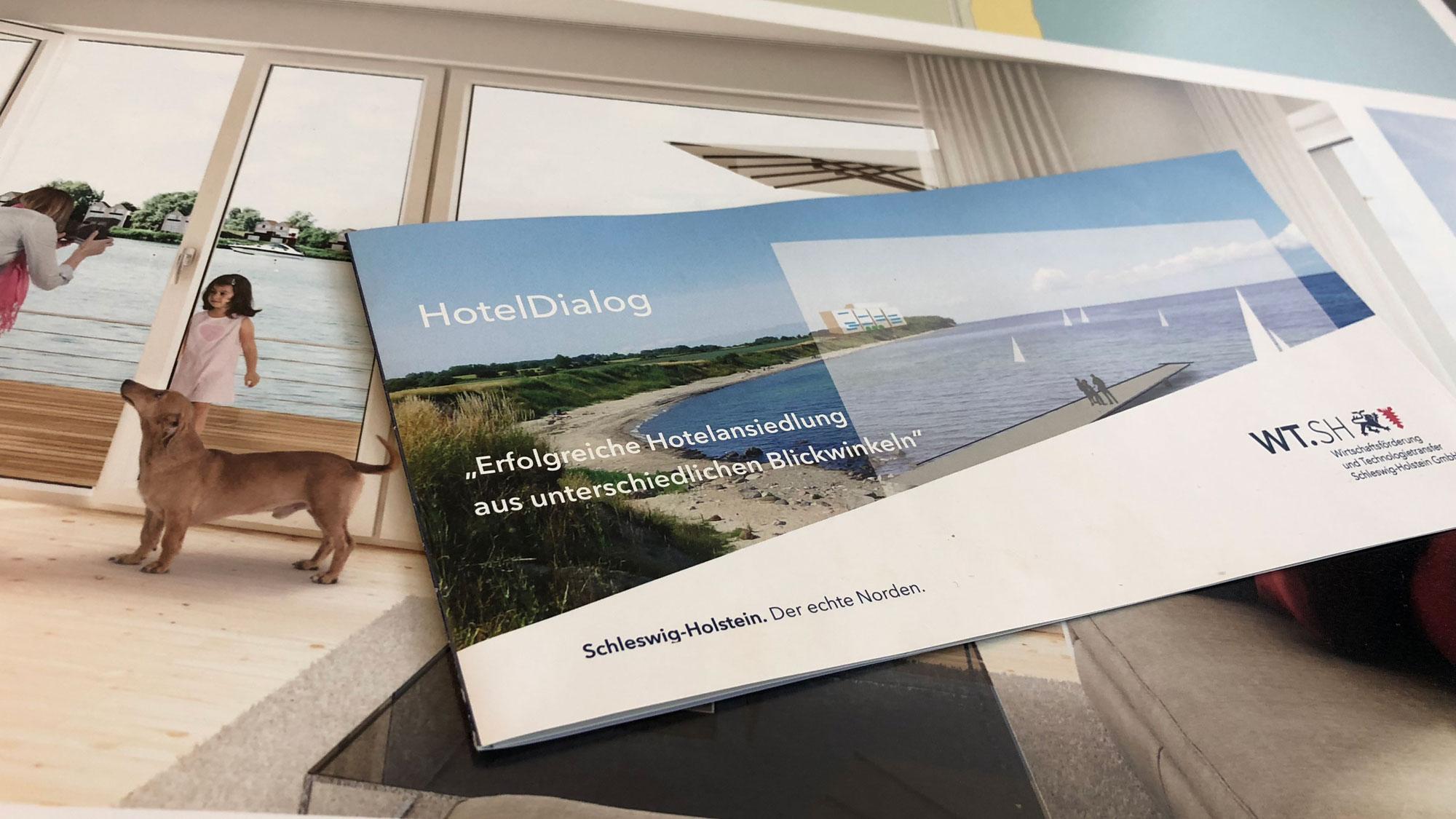 Hoteldialog in Schleswig-Holstein. Die Erfolgsgeschichte geht weiter.