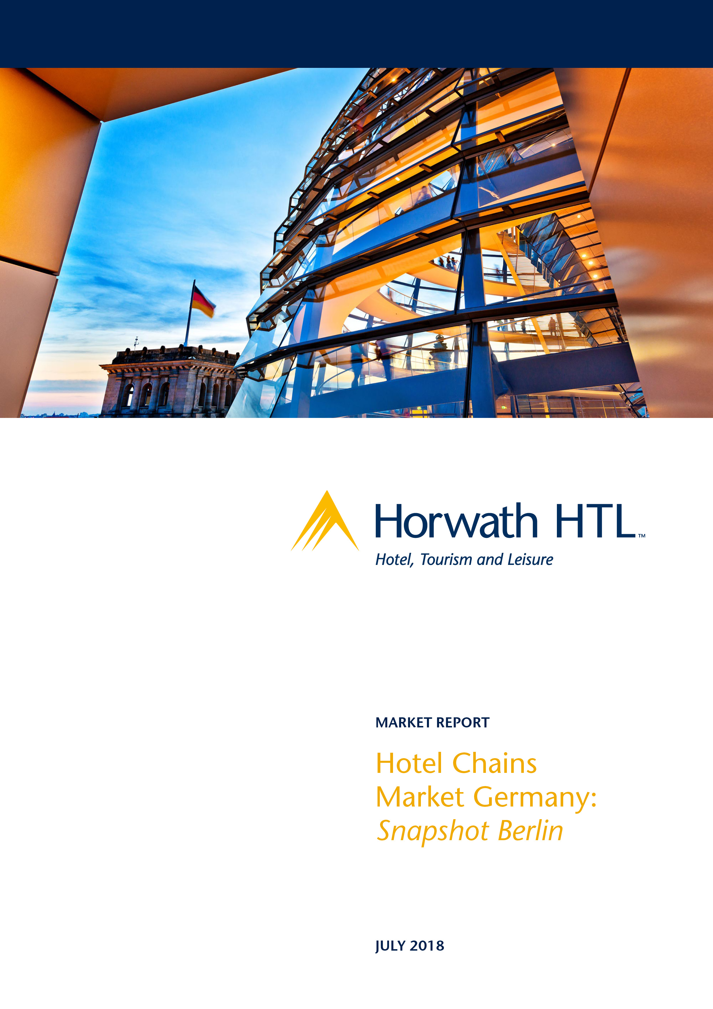 Market Report: Hotel Chains Market Germany; Snapshot Berlin
