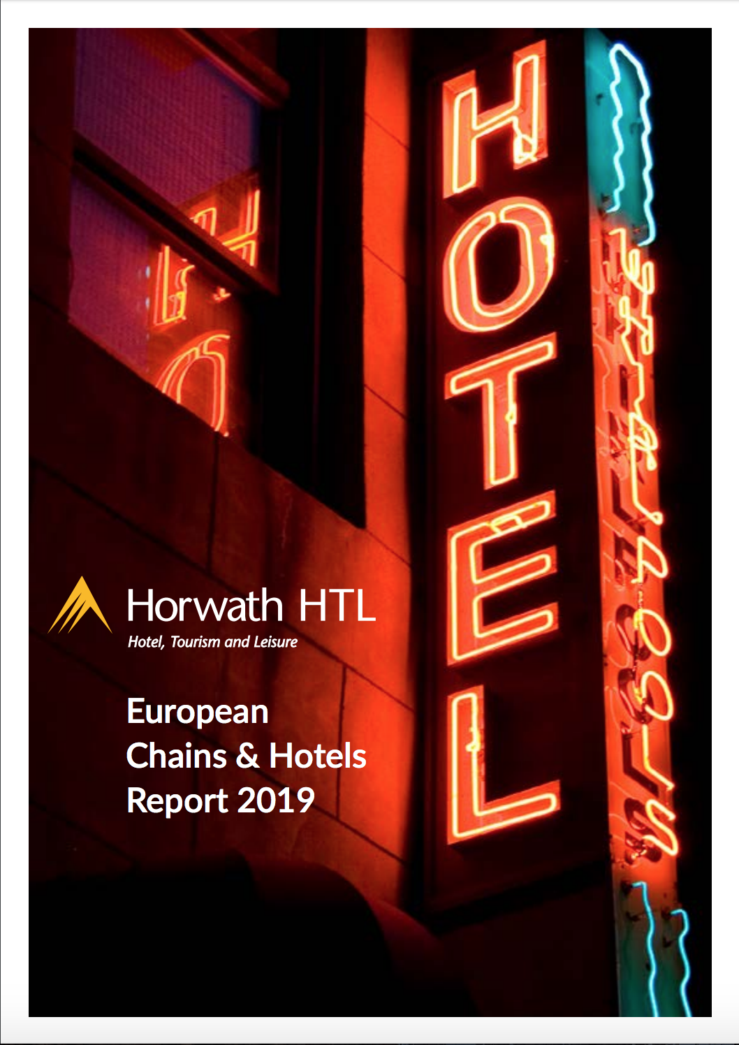 European Chains & Hotels Report 2019