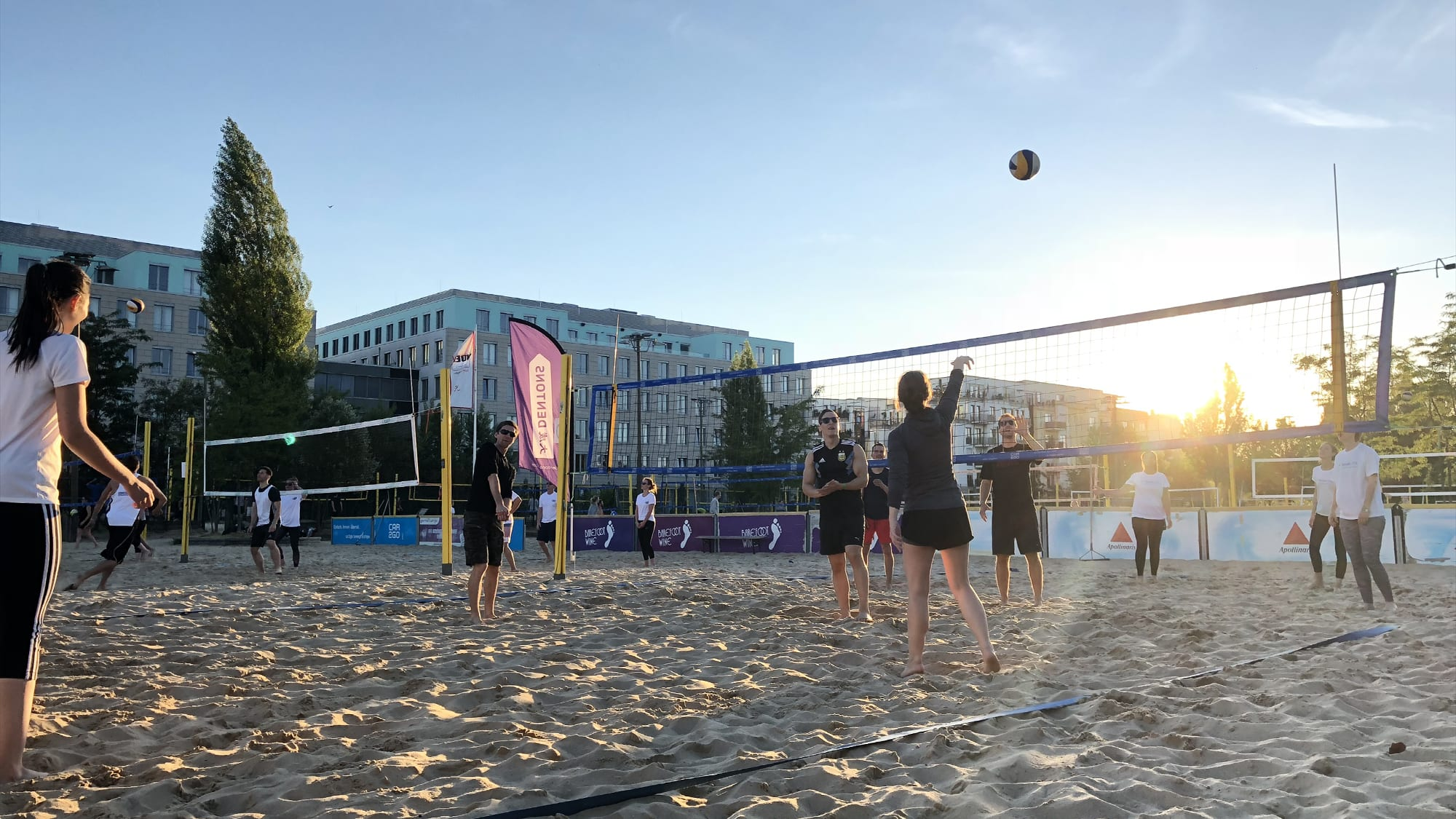 Horwath HTL @ Dentons Beach Slam 2019
