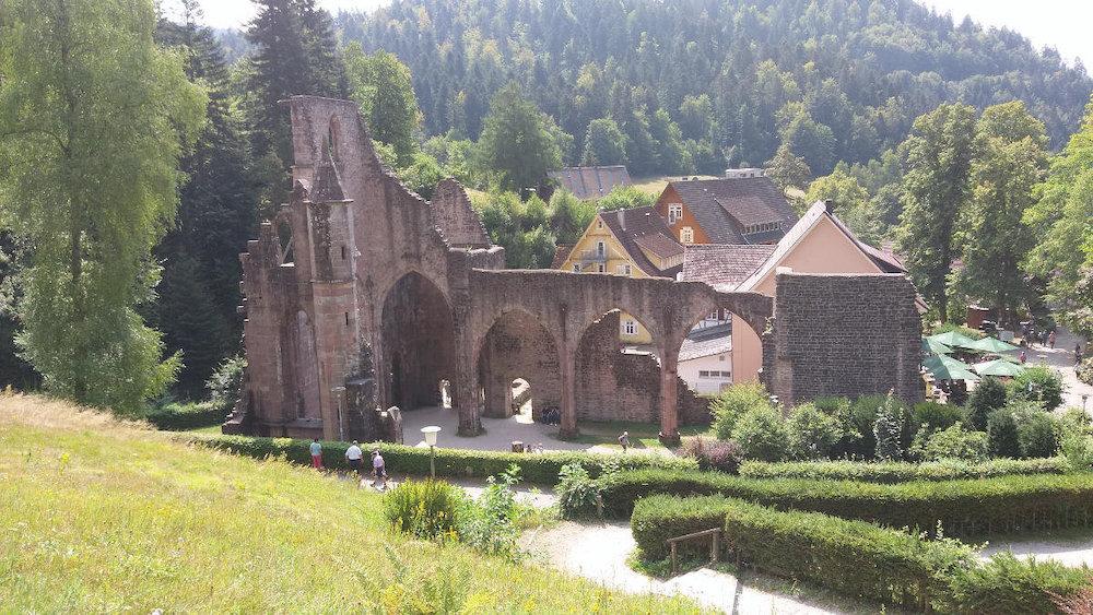 Monastery Allerheiligen, Baden-Württemberg