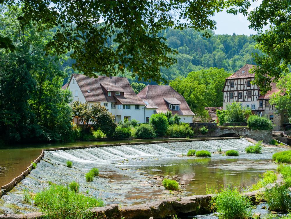 Mühle Forchtenberg