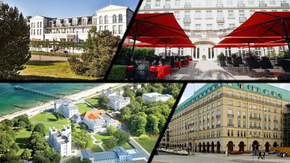 Fundus Hotelentwicklungs- und Verwaltungsgesellschaft mbH, Köln/Berlin
