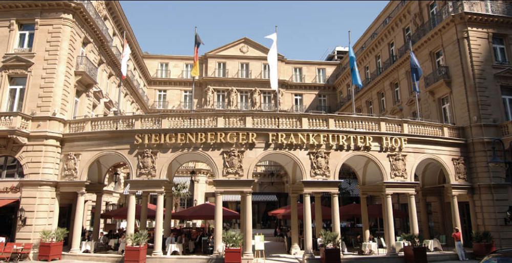 Steigenberger Hotel Frankfurter Hof, Germany