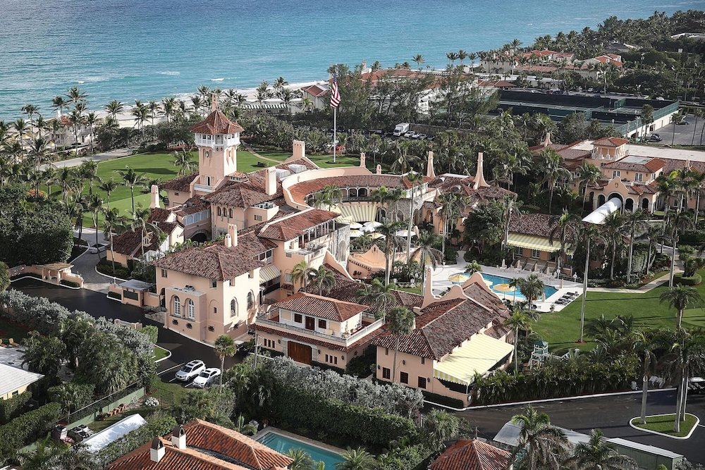 The Mar-A-Lago Club, Palm Beach, USA