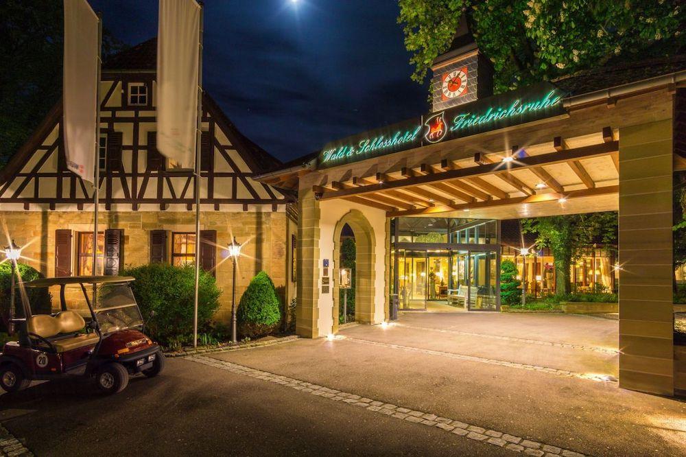 Schloss und Waldhotel Friedrichsruhe
