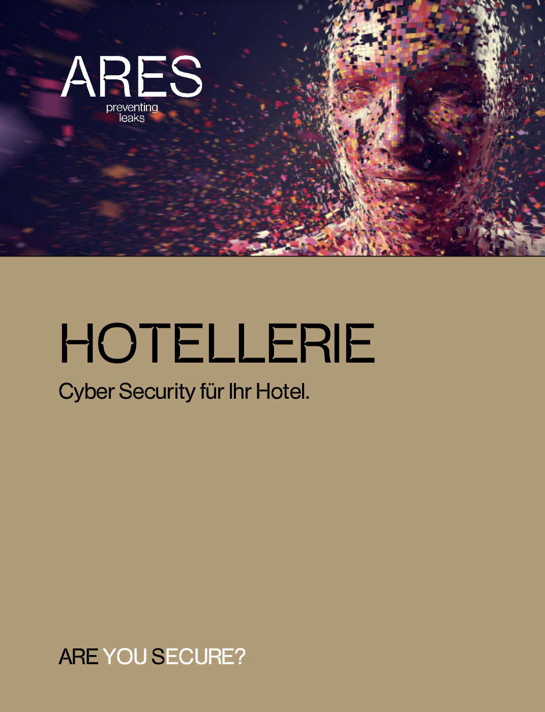 Digital security brochure