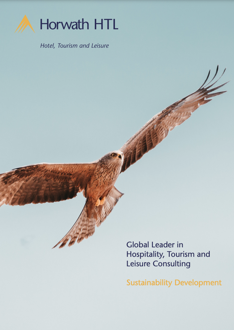 English Sustainability brochure